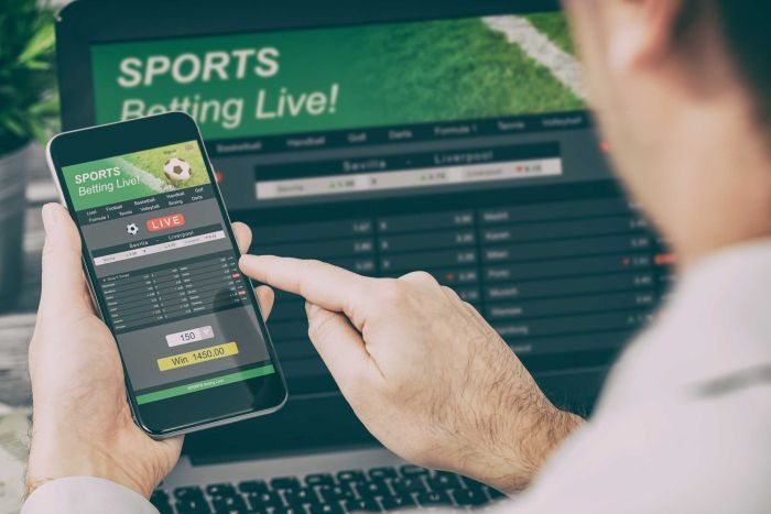 Gambling: Tough new rules for 'bet now' ads