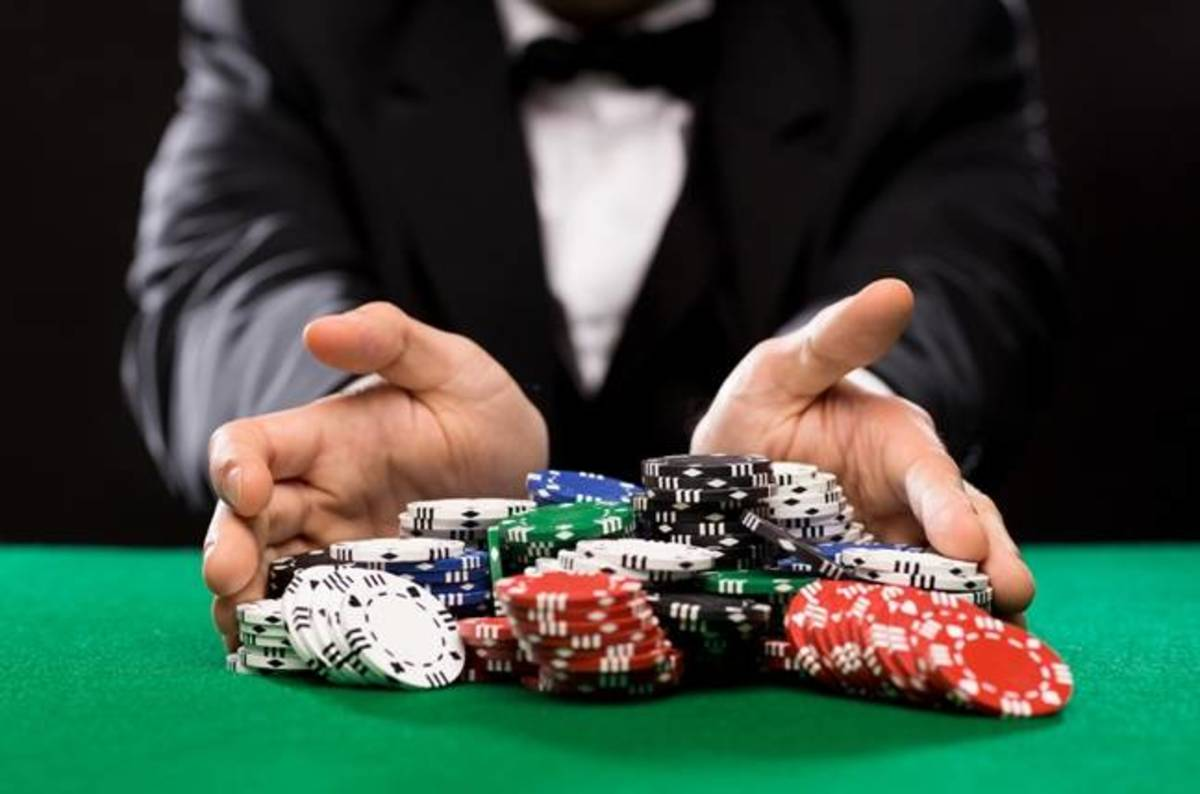 The Online Poker Market Lots Of Websites