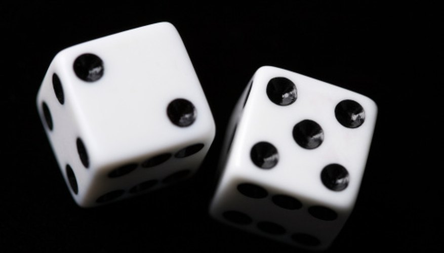 A Review of the Dice Poker Chip