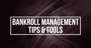 Online Texas Hold 'em - Managing Your Bankroll